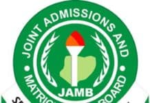 jamb 2020 registration procedures